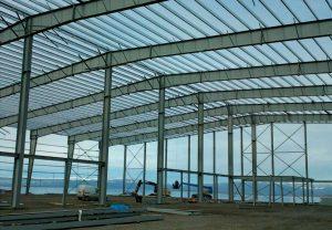 Nueva Nave Industrial NEW SAN SA