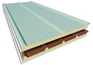Panel de cubierta EASY AGRO 3GR/5GR