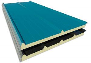 Panel de cubierta EASY ALU 3GR/5GR