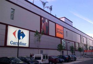 Centro Comercial Arena Multiespacio Valencia